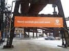 Volební sjezd ČSSD se koná v bývalých vítkovických hutích, mezi tunami oceli.
