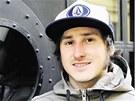 Student olomoucké rekreologie Šimon Pelikán se v Brazílii nalodí 31. března.