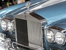 Rolls-Royce Silver Shadow z roku 1969.