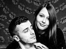 Raper Lipo a zpěvačka Kateřina Marie Tichá spolu mají hit.