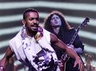 Poprvé předvedl Yemi AD svůj song v závěrečném výstupu na cenách Anděl.