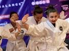 B2B Balance tour Mistrovství České republiky tanečních skupin. Skupina Beat Up