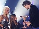 Ceny vítězům předávali potomci hudebníků, v případě Michala Dvořáka i potomci