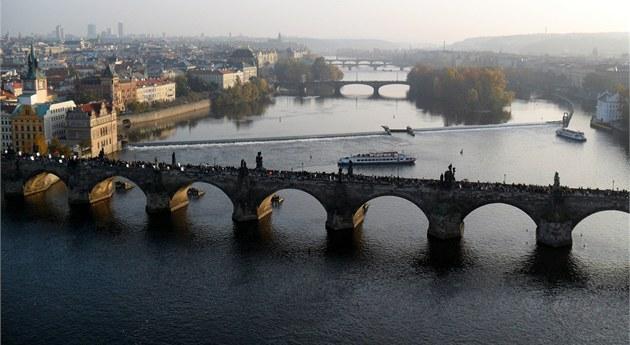 Karl�v most.