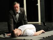 Kr�lovu �e� v Divadle pod Palmovkou nastudovali Du�an Sitek (logoped Lionel