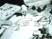 Kresl�� Peyo v akci