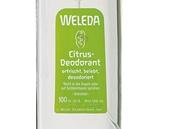 Deodorant s vůní čerstvých citrusů, Weleda, 299 korun