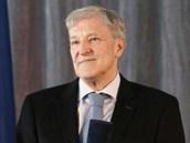 Jan Kodeš coby laureát ceny Klubu fair play při Českém olympijském výboru