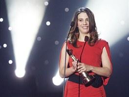 Nejlepší zpěvačkou loňského roku se stala Aneta Langerová.