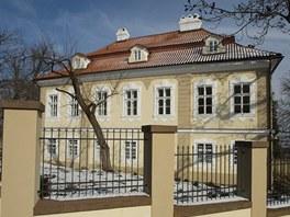Sídlo Institutu Václava Klause na pražské Hanspaulce