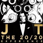Obal desky The 20/20 Experience od Justina Timberlakea