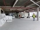 U hlavního nádraží v Brně finišuje přeměna bývalého kasina na obchodní centrum
