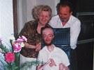 Julius Varga v roce 1995.
