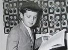 Julius Varga, když byl ještě zdravý.