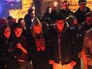Kamarádi zmizelé patnáctileté dívky z Jihlavy uspořádali pietní setkání v...