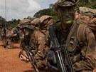 Kurz přežití cizinecké legie ve Francouzské Guyaně