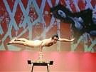 Čínský národní cirkus v Pardubicích. Foto: Michal Klíma, MAFRA