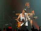 Depeche Mode představili ve Vídni album Delta Machine (24. března 2013)