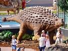 DinoPark Harfa: Ankylosaurus