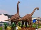 DinoPark Harfa: Brachiosaurus