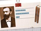 Omylem géniem: Alfréd Nobel