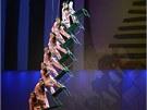 Čínský národní cirkus nabízí mimořádnou podívanou.