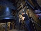 Zvony z katedrály svatého Víta, Václava a Vojtěcha na Pražském hradě na Zelený