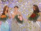 Českou Miss 2013 se stala Gabriela Kratochvílová, Českou Miss World je Lucie