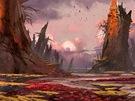 Obrazové návrhy ze hry Destiny
