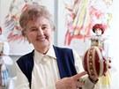 Výstava kraslic proslulé krasličářky Anny Rusové