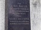 Pomník chrudimským Židům.