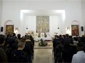 Papež František na Zelený čtvrtek sloužil mši v římském detenčním ústavu Casal