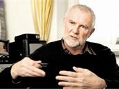Prostějovský režisér Theodor Mojžíš.