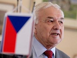 Miroslav Kasáček, jeden ze zakladatelů sdružení Paměť, které projekt Brány ke