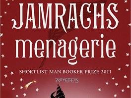 Obálka jednoho z anglických vydání románu Jamrachův zvěřinec