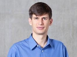Ekonom Jan Bureš ze skupiny ČSOB.