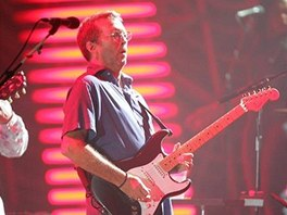 Eric Clapton - Eric Clapton, Praha, 20. �ervence 2006