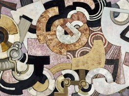 Franti�ek Kupka: Hot Jazz I (1935)