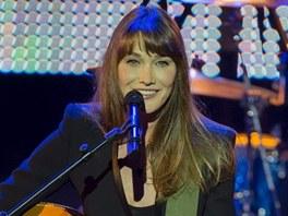21. března 2013 byla Carla Bruniová hostem ceremoniálu předávání cen Echo Music...