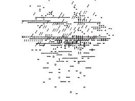 Typogram Václava Havla Nálada ze sbírky Antikódy