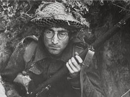 John Lennon ve filmu Jak jsem vyhrál válku