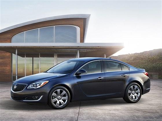 Buick Regal je americkým přímým dvojčetem Opelu Insignia. Obě auta sdílí...