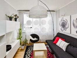 Malý obývací pokoj inspirace