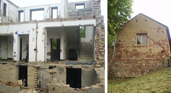Rekonstrukce domu video