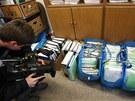 Dokumenty v kauze Davida Ratha mají dohromady 103 svazků.