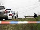 Srbští policisté ve městě Velika Ivanča, kde šedesátiletý muž postřílel 13
