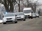 Ve vyškovské spalovně zlikvidovali za dohledu ozbrojenců na půl tuny drog a