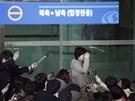 Severokorejské úřady ve středu nevydaly povolení ke vstupu stovkám