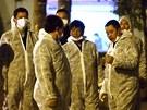 Čínské úřady evidují už 20 mrtvých, kteří podlehli novému typu ptačí chřipky.