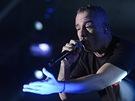Italský zpěvák Eros Ramazzotti vystoupil 8. dubna 2013 v pražské O2 areně.
